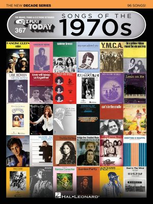Songs of the 1970s – The New Decade Series