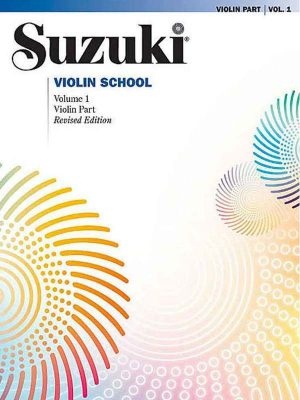 Suzuki Violin School - book 1