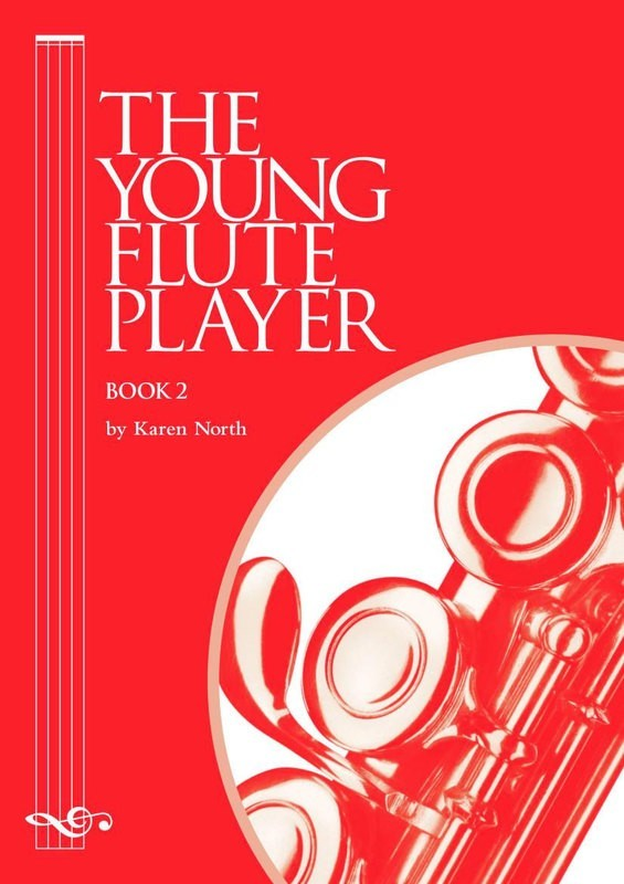 Young flute player Bk-2