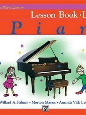 ABPL -lesson book Level 1A