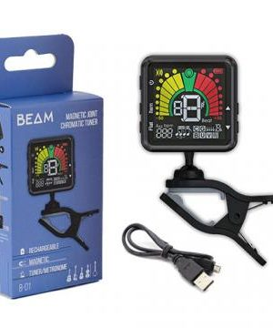 Beam BM-01 Clip On Rechargeable Metronome/Tuner